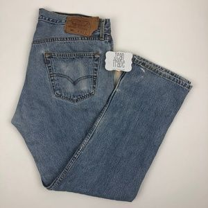 Vintage Levi's 501 Button Fly Jeans